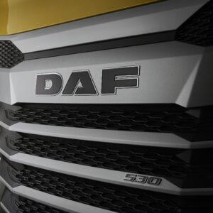 01. Premium grille of New Generation DAF truck series XF XG XG+