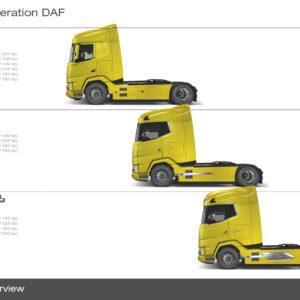 04. New Generation DAF XF XG and XG+ trucks 2021 - Engine overview